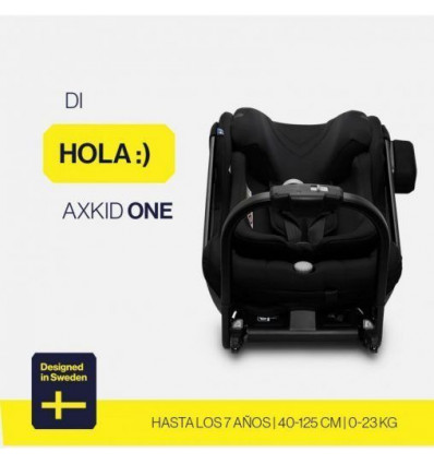 Silla auto Axkid One Plus +espejo regalo