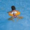 Flotador bebes homologado swimtrainer naranja de 3 a 6 años