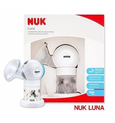 Sacaleches eléctrico Luna Nuk