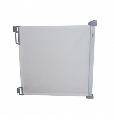 Barrera puerta extensible flexy star gate blanca